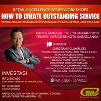 How To Create Outstanding Service Workshop