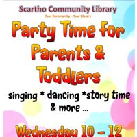 Party Time for Parents &amp Toddlers
