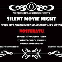 Silent Movie Night - Nosferatu