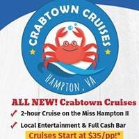 Crabtown Sunset Cruise