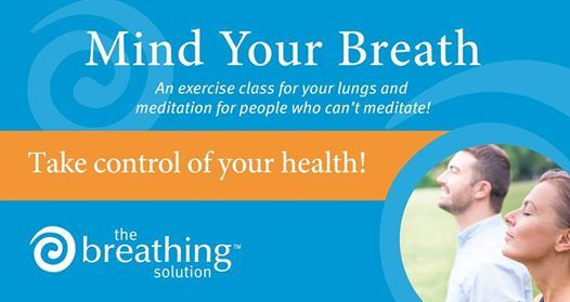 Mind Your Breath Basic Breathing Course