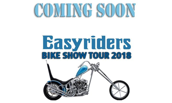 Easy Rider 2018 Show