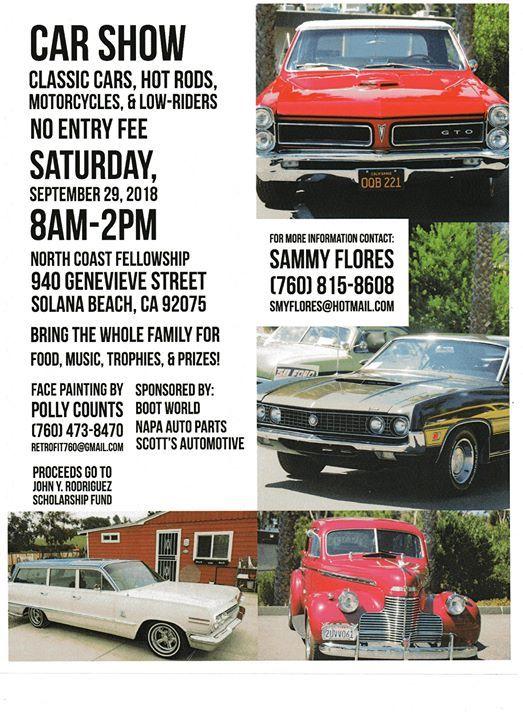 North Coast Fellowship Free Car Show California - Laughlin car show 2018