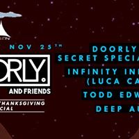 Avalon Presents Doorly and Friends Thanksgiving Special