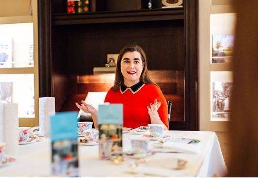 NI Bloggers Afternoon Tea Party