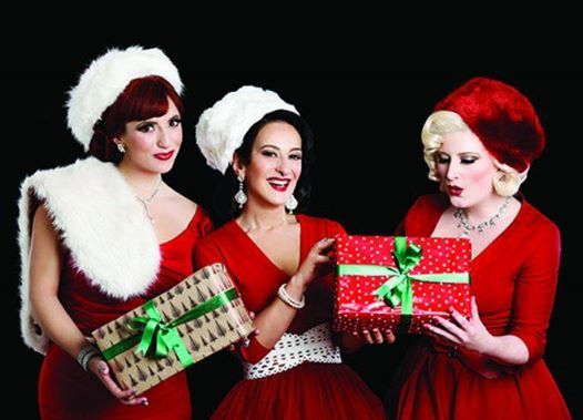 The Classy Sassy The Puppini Sisters