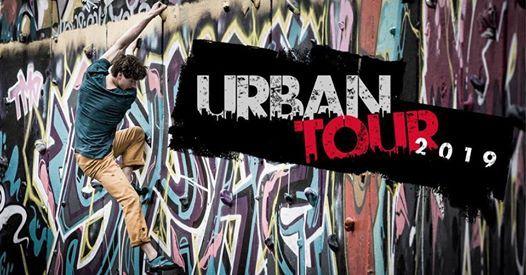 Auftakt der Red Chili Urban Tour 2019 - Augsburg