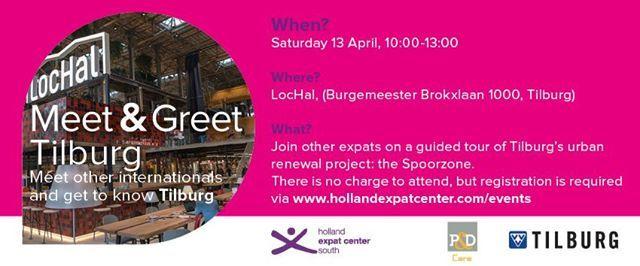 Meet & Greet Tilburg
