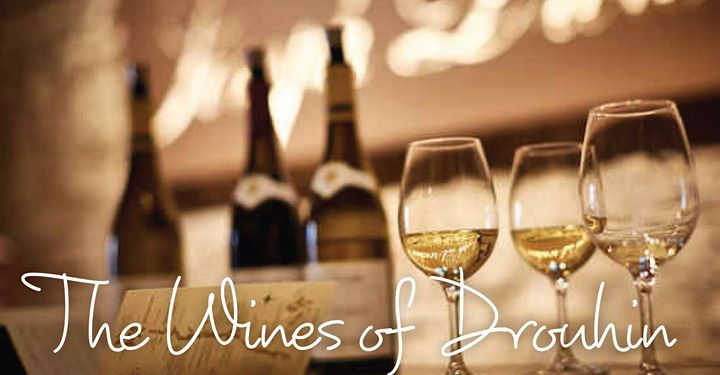 Wine Pairing Dinner The Wines of Drouhin
