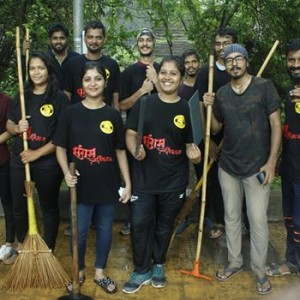 Sion Fort clean up and Maintenance Drive