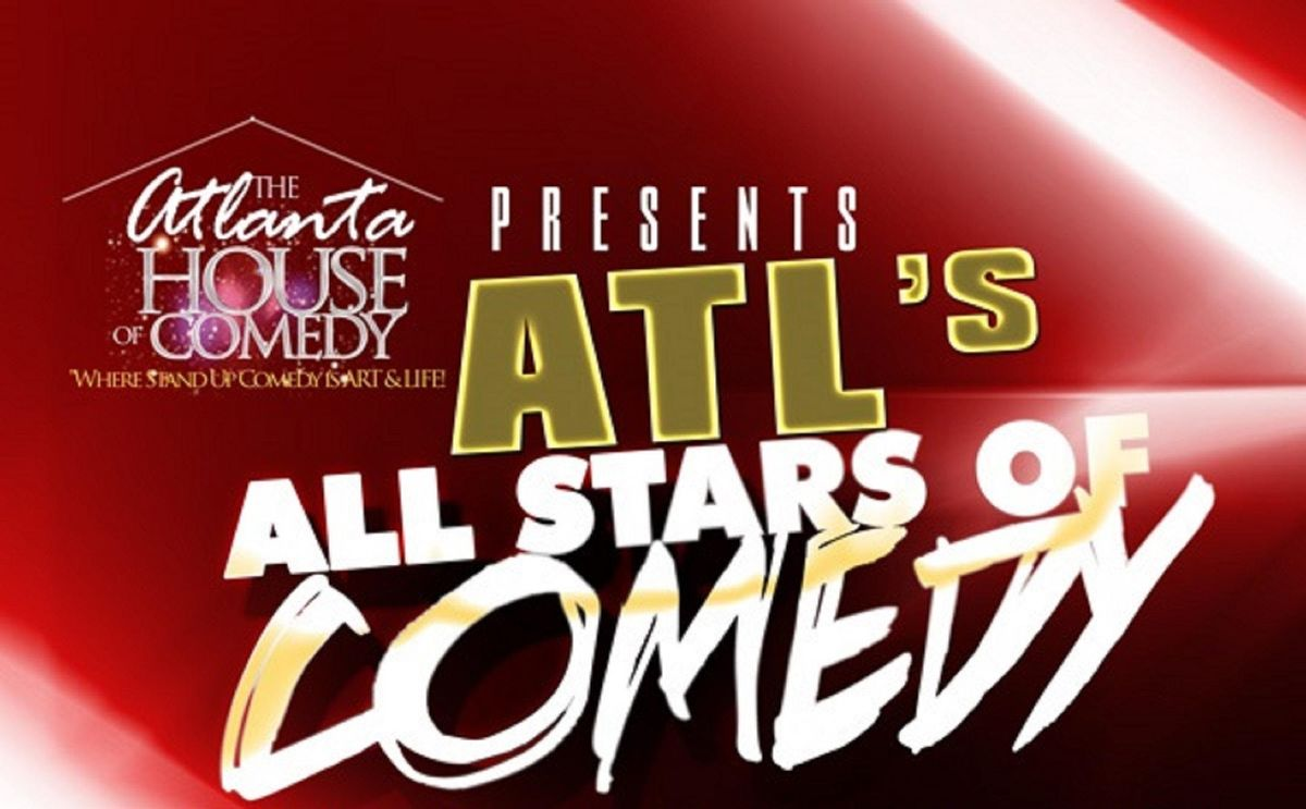 All Stars of Comedy at Kats Cafe