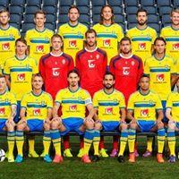 Vi som ska heja fram det Svenska landslaget i VM 2018