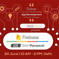 Firebase Essentials With Paramvir