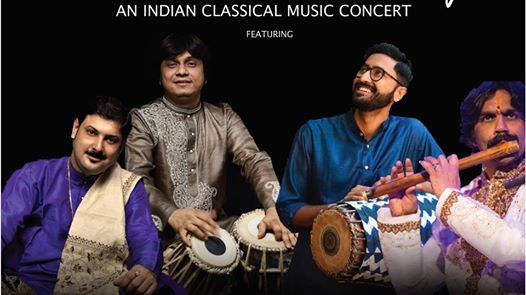 Wind and Strings an Indian Classical Music Concert