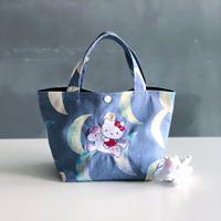 Applelulu Crafts Hello Kitty Unicorn Basic Tote Bag Workshop 5.0