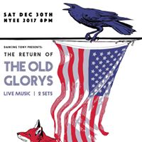 Sat 12-30 the return of The Old Glorys at Fox and Crow (8pm)