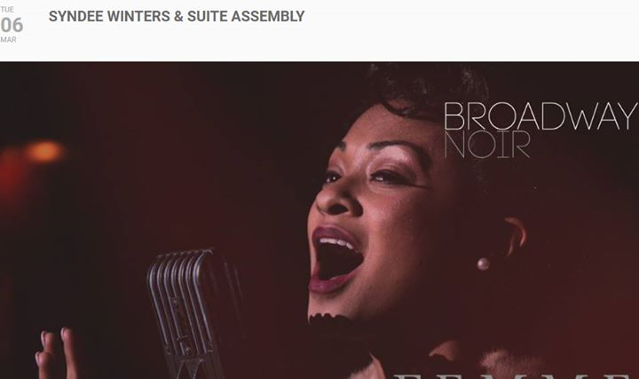 Sndee Winters & Suite Assembly at Mintons Harlem