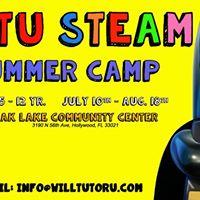WTU STEAM Summer CAMP Week 8
