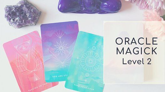 Oracle Magick  Level 2 By Vidya