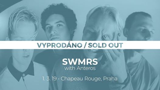 SWMRS (US) - vyprodno  sold out