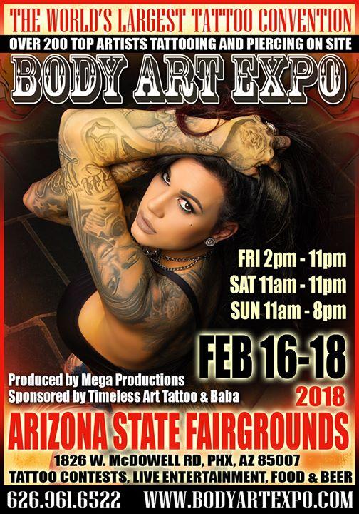 Body Art Expo