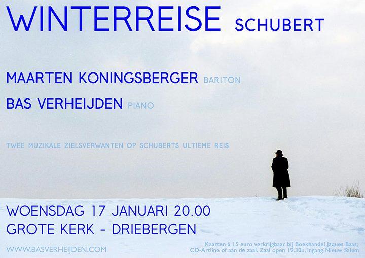winterreise Koningsberger&Verheijden