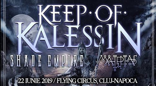 Keep of Kalessin Shade Empire Malphas  Flying Circus Cluj-N.