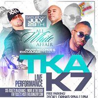 Performance by TKA  K7- Manny Styles Yvonne &amp Gisselle Bdays