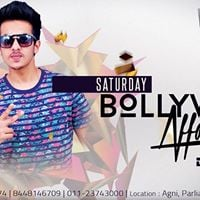Saturday Night Bollywood Affair with DJ Garvit at Agni