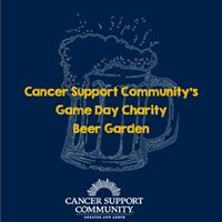 Game Day Charity Beer Garden