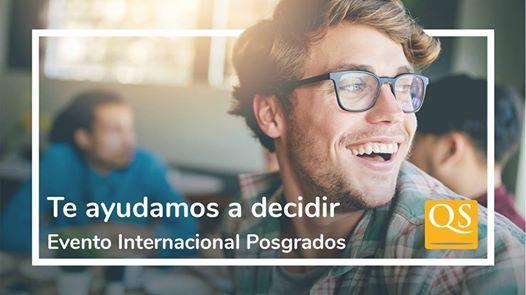 QS World Grad School Tour - Barcelona