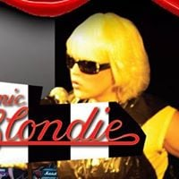 Atomic Blondie - Saturday 28th October