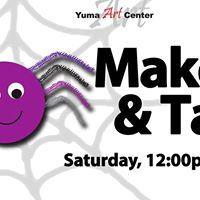 Halloween Make and Take