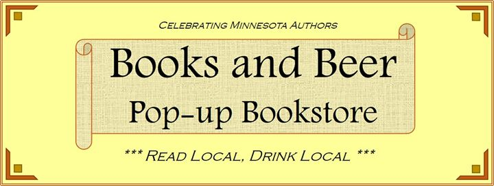 Books and Beer Pop-up Bookstore