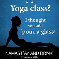 Namastay &amp Drink