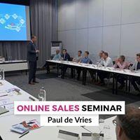 Sales Seminar Betere conversie in online leads
