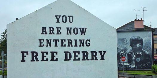 Legenderry - City Walking Tour Of Derry