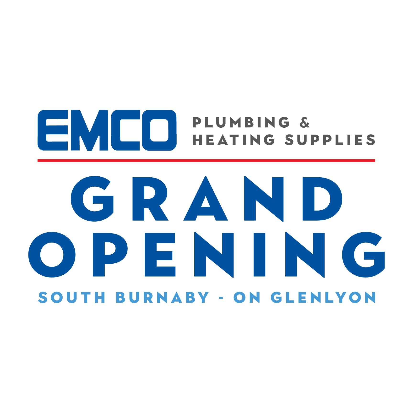 EMCO - South Burnaby Grand Opening! | Burnaby
