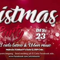 Christmas Fiesta El Cielo Latino &amp Urban music