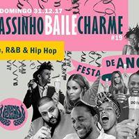 Clube do Passinho Baile Charme de Ano Novo 31.12