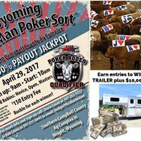 2 Man PokerSort - Wright Wyoming