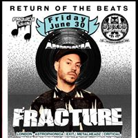 Fracture Return of the Beats and Frosty Tone to DBGB