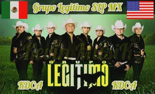 Grupo Legitimo en Dallas Texas USA