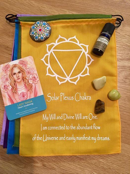 Margate Chakra Healing Circle - Solar Plexus at The