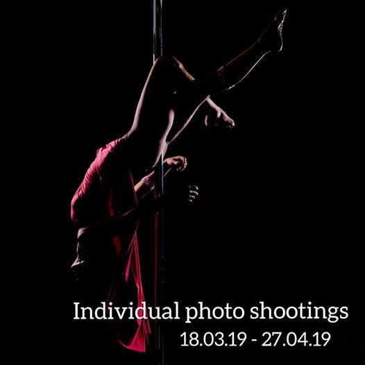 Benefit event - individual photo shoots