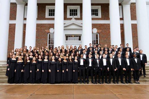 UVA University Singers Concert Tour 2019 Ottawa ON Canada