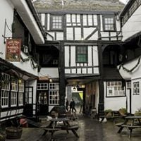 Charity Paranormal Investigation at The New Inn