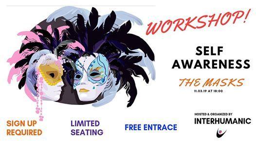 Workshop Self-awareness The Masks