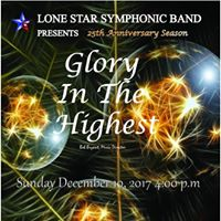 Glory in the Highest Concert
