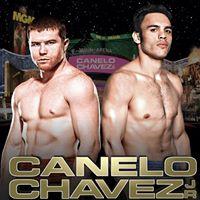 5 De Mayo Weekend Showdown Canelo VS. Chavez Jr.